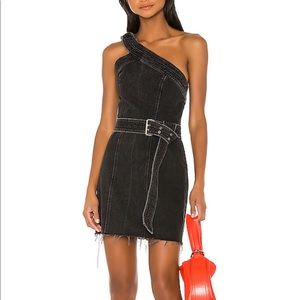 GRLFRND Callie Dress In Dangerous Mine